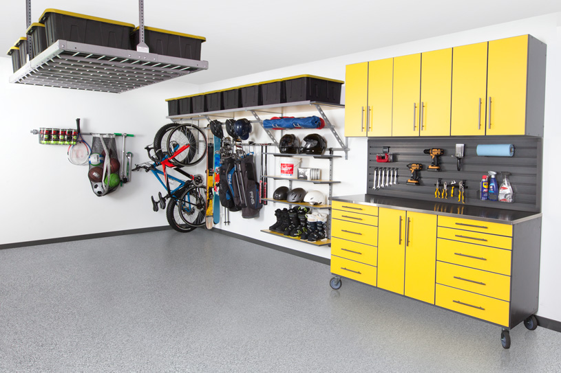 Unique Garage Makeovers Ventura
